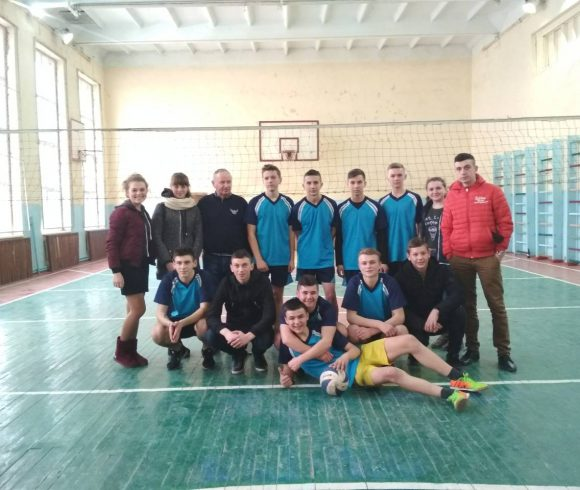 Переможці волейболу 2018 рік